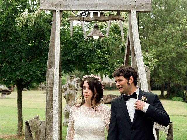 La boda de Javi y Mónica en Alfoz (Alfoz), Lugo 46
