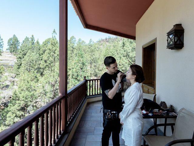 La boda de Sergio y Aida en Vilaflor, Santa Cruz de Tenerife 2