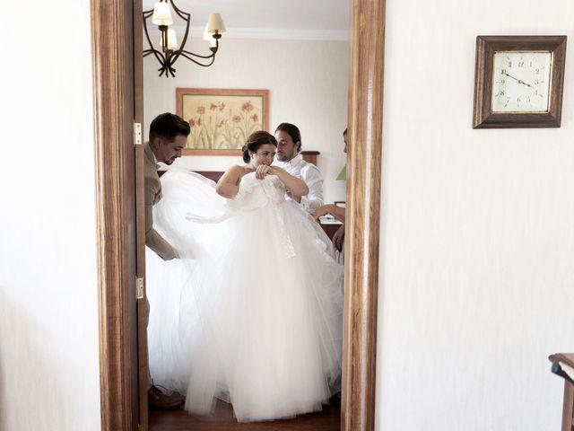 La boda de Sergio y Aida en Vilaflor, Santa Cruz de Tenerife 11