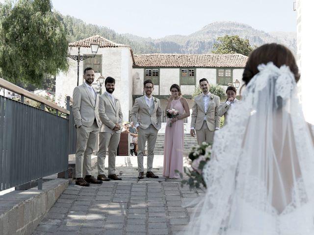 La boda de Sergio y Aida en Vilaflor, Santa Cruz de Tenerife 18