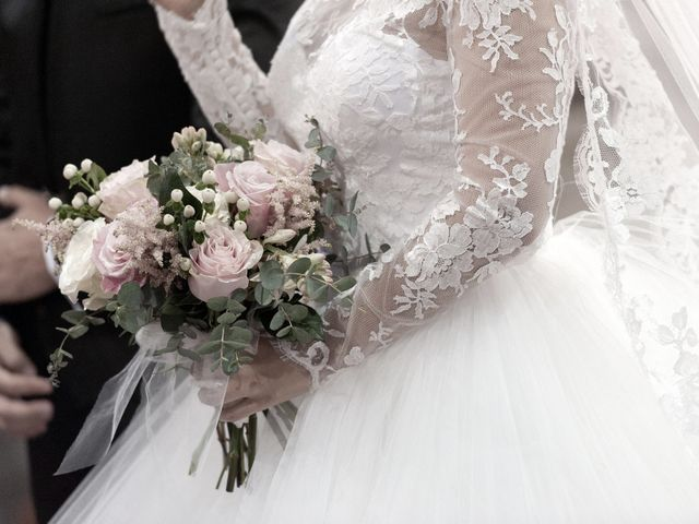 La boda de Sergio y Aida en Vilaflor, Santa Cruz de Tenerife 19