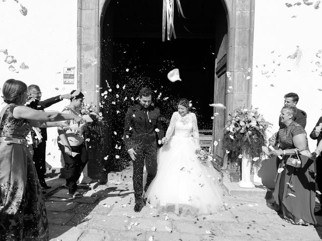 La boda de Aida y Sergio