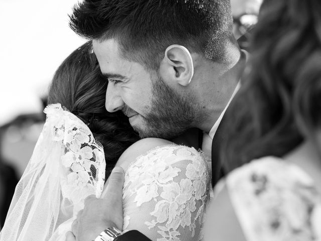 La boda de Sergio y Aida en Vilaflor, Santa Cruz de Tenerife 28