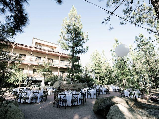 La boda de Sergio y Aida en Vilaflor, Santa Cruz de Tenerife 29