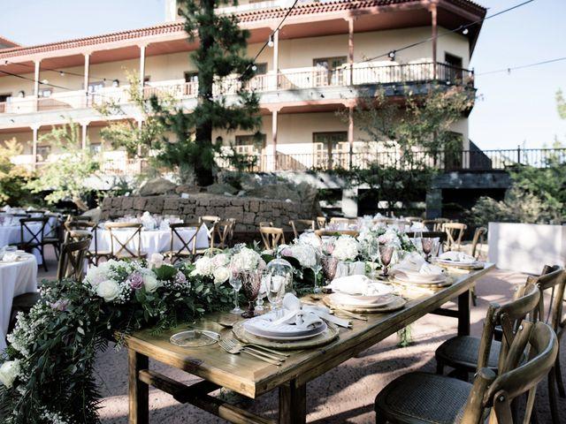 La boda de Sergio y Aida en Vilaflor, Santa Cruz de Tenerife 30