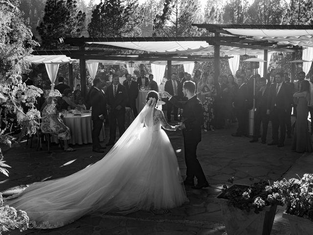 La boda de Sergio y Aida en Vilaflor, Santa Cruz de Tenerife 34