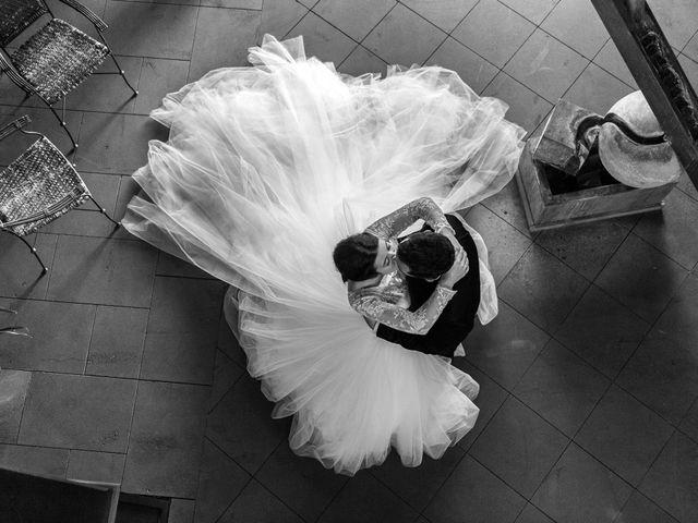 La boda de Sergio y Aida en Vilaflor, Santa Cruz de Tenerife 36
