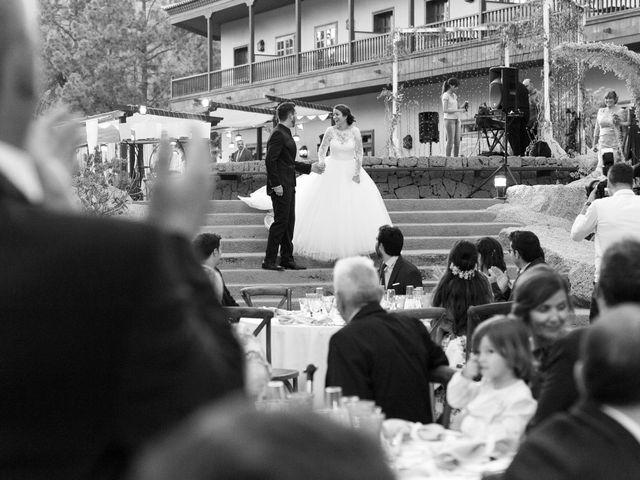 La boda de Sergio y Aida en Vilaflor, Santa Cruz de Tenerife 39