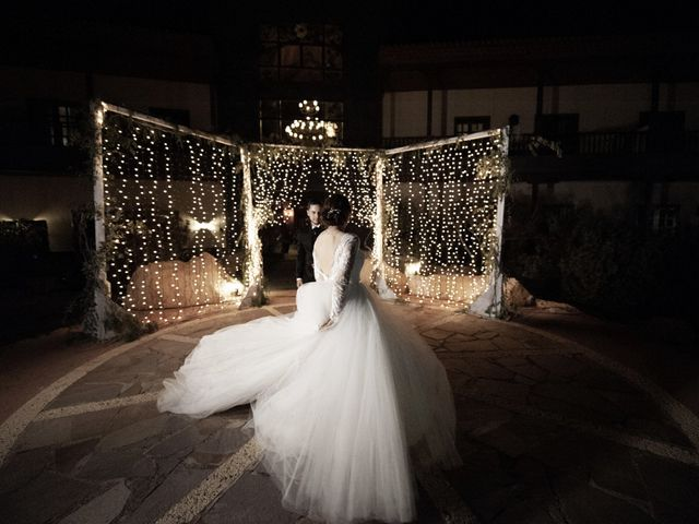 La boda de Sergio y Aida en Vilaflor, Santa Cruz de Tenerife 48