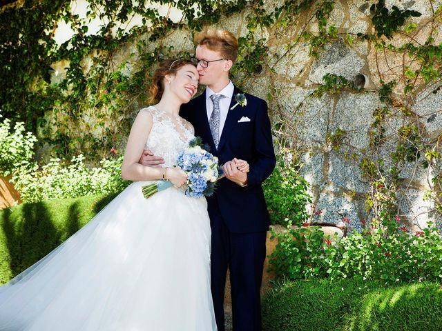 La boda de Arnau y Victòria en S'agaro, Girona 10