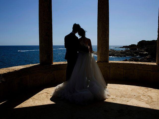 La boda de Arnau y Victòria en S'agaro, Girona 15