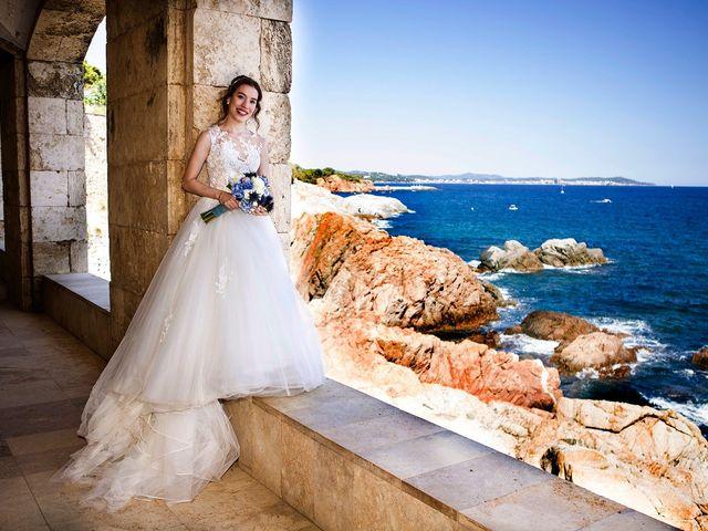 La boda de Arnau y Victòria en S'agaro, Girona 18