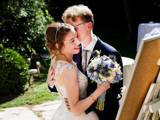 La boda de Arnau y Victòria en S'agaro, Girona 22