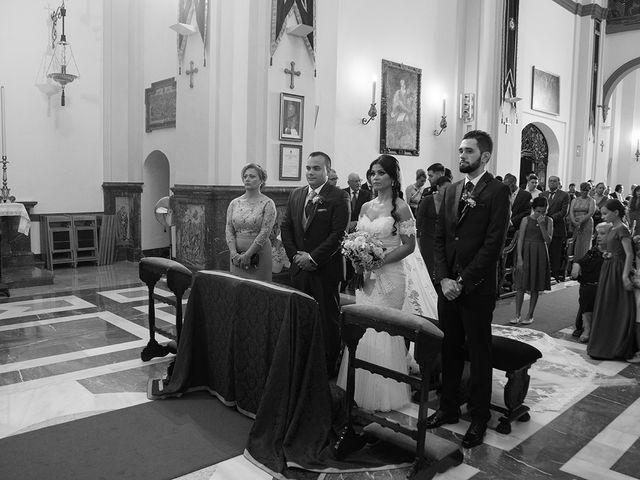 La boda de Alejandro y Yasmina en Espartinas, Sevilla 2