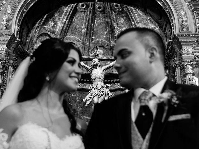 La boda de Alejandro y Yasmina en Espartinas, Sevilla 9