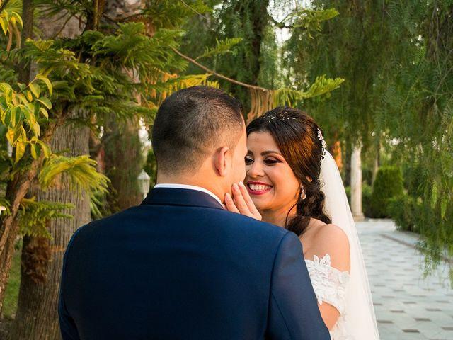 La boda de Alejandro y Yasmina en Espartinas, Sevilla 13