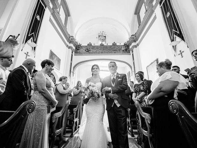 La boda de Alejandro y Yasmina en Espartinas, Sevilla 21