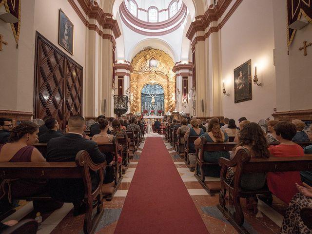La boda de Alejandro y Yasmina en Espartinas, Sevilla 24