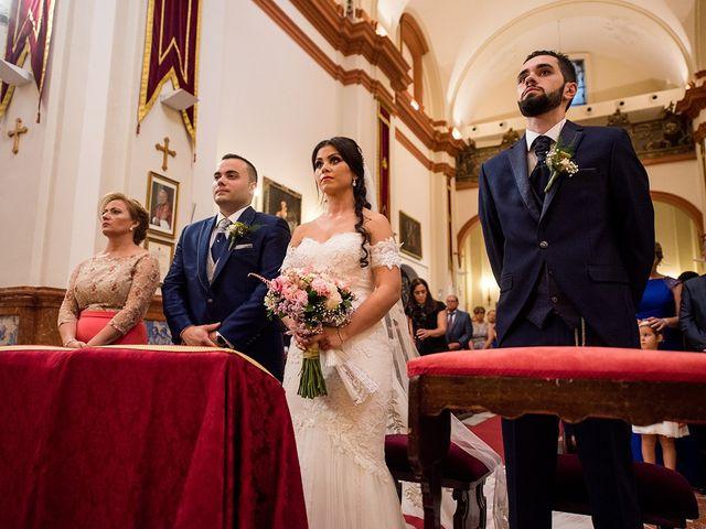 La boda de Alejandro y Yasmina en Espartinas, Sevilla 25