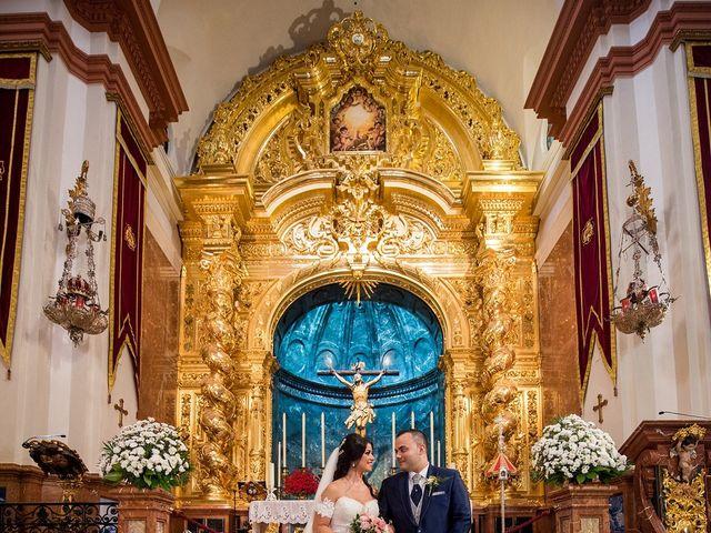 La boda de Alejandro y Yasmina en Espartinas, Sevilla 26
