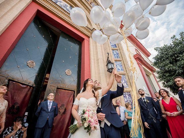 La boda de Alejandro y Yasmina en Espartinas, Sevilla 27