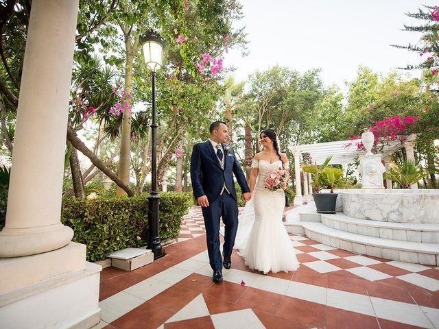 La boda de Alejandro y Yasmina en Espartinas, Sevilla 28