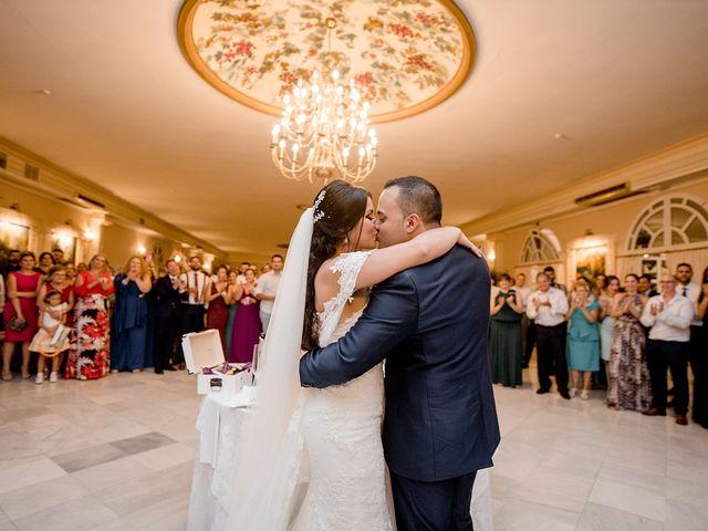 La boda de Alejandro y Yasmina en Espartinas, Sevilla 30