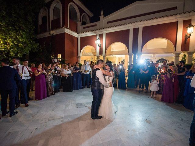 La boda de Alejandro y Yasmina en Espartinas, Sevilla 32