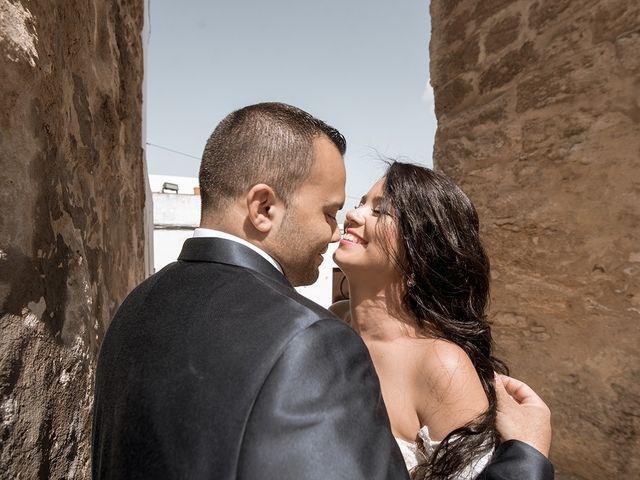 La boda de Alejandro y Yasmina en Espartinas, Sevilla 39