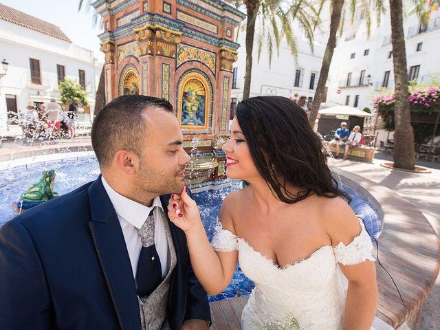 La boda de Alejandro y Yasmina en Espartinas, Sevilla 42