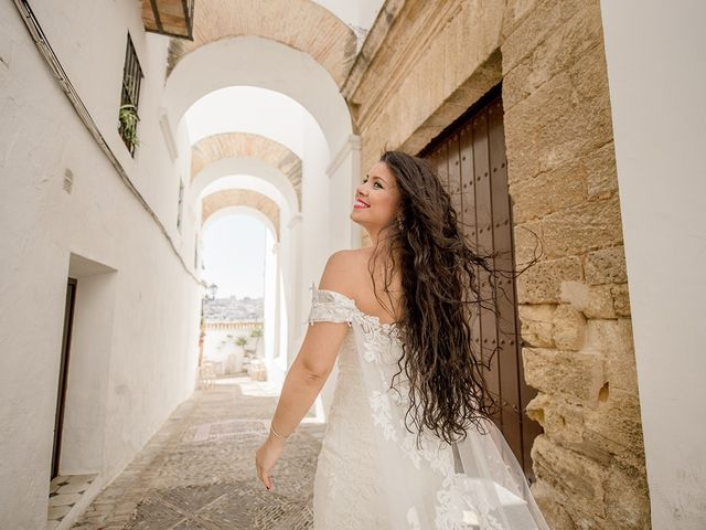 La boda de Alejandro y Yasmina en Espartinas, Sevilla 44