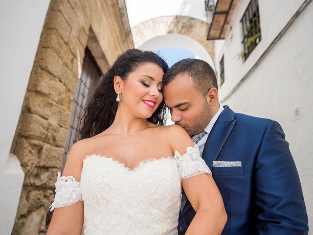 La boda de Alejandro y Yasmina en Espartinas, Sevilla 45