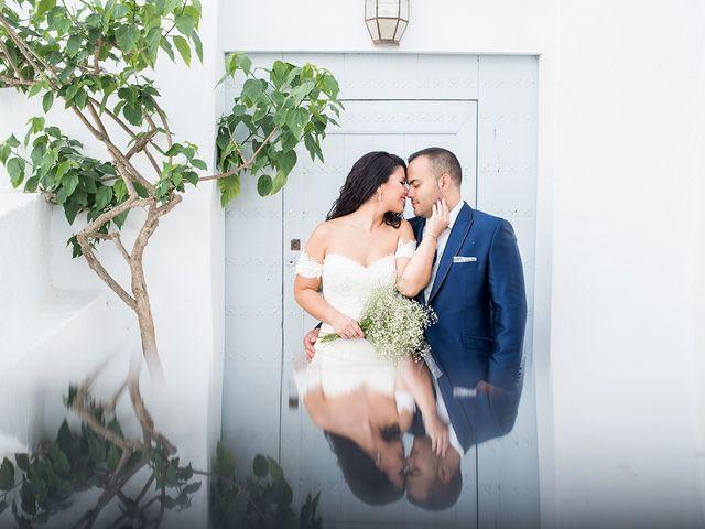 La boda de Alejandro y Yasmina en Espartinas, Sevilla 46