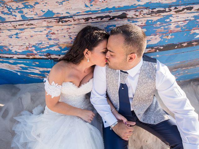 La boda de Alejandro y Yasmina en Espartinas, Sevilla 48