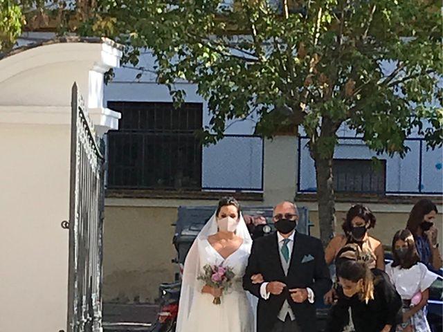 La boda de José  y Rocío  en Sevilla, Sevilla 5
