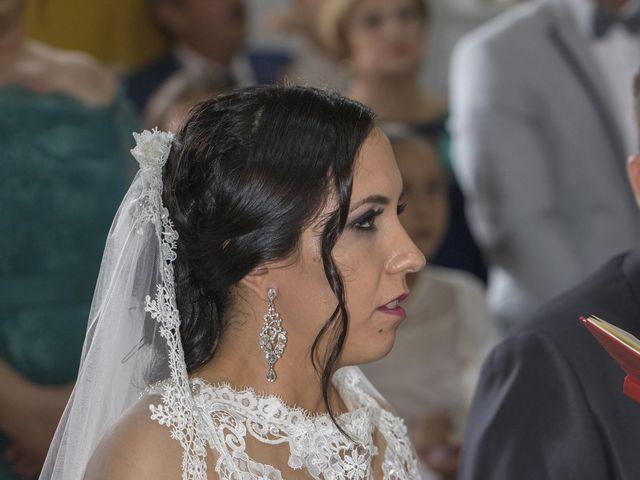 La boda de Dina y Aaron en La Linea De La Concepcion, Cádiz 3