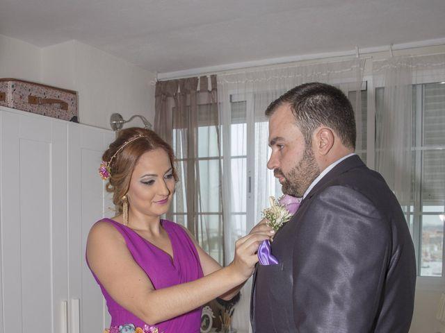 La boda de Dina y Aaron en La Linea De La Concepcion, Cádiz 8