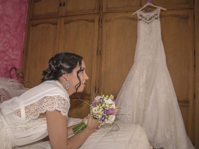 La boda de Dina y Aaron en La Linea De La Concepcion, Cádiz 13