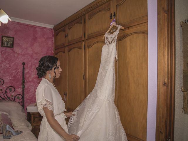 La boda de Dina y Aaron en La Linea De La Concepcion, Cádiz 15