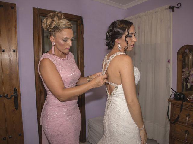La boda de Dina y Aaron en La Linea De La Concepcion, Cádiz 16