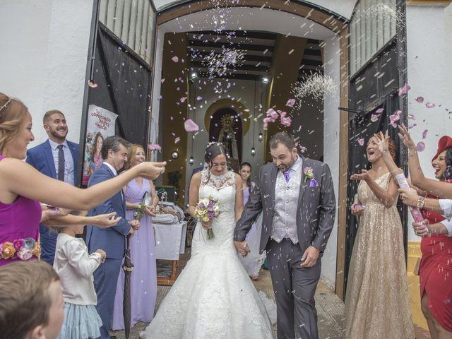 La boda de Dina y Aaron en La Linea De La Concepcion, Cádiz 20