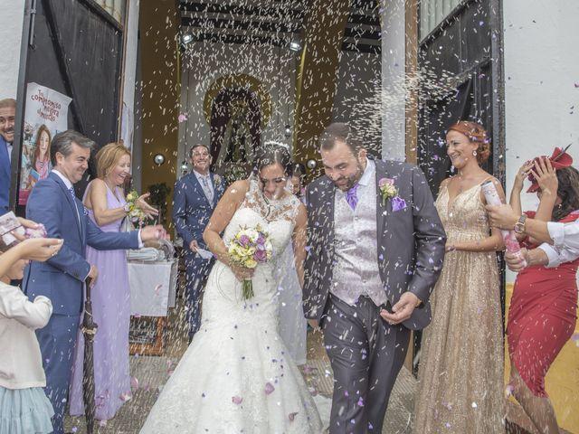 La boda de Dina y Aaron en La Linea De La Concepcion, Cádiz 21