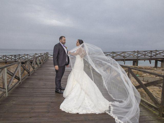 La boda de Dina y Aaron en La Linea De La Concepcion, Cádiz 22