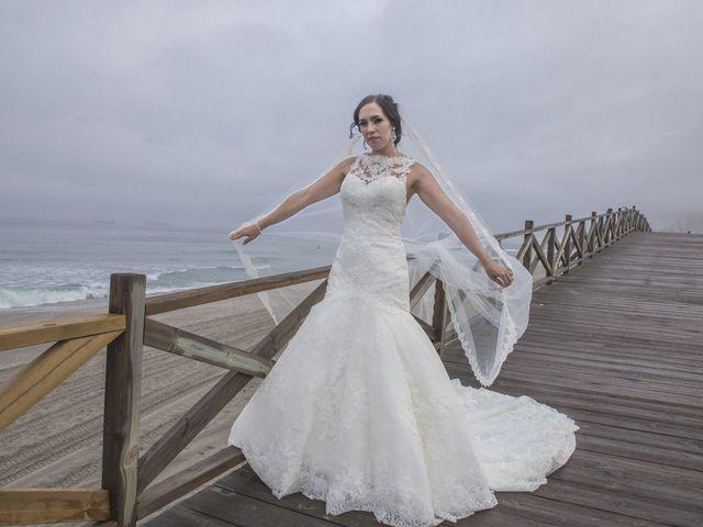 La boda de Dina y Aaron en La Linea De La Concepcion, Cádiz 23