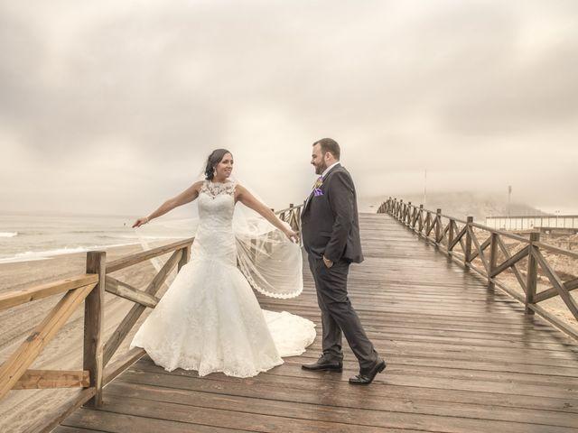 La boda de Dina y Aaron en La Linea De La Concepcion, Cádiz 1