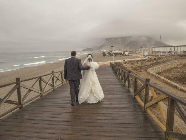 La boda de Dina y Aaron en La Linea De La Concepcion, Cádiz 25