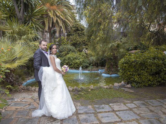 La boda de Dina y Aaron en La Linea De La Concepcion, Cádiz 29