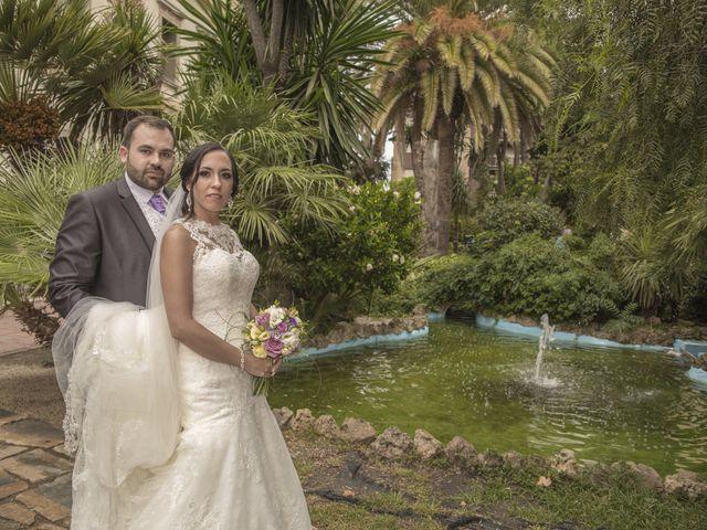 La boda de Aaron y Dina