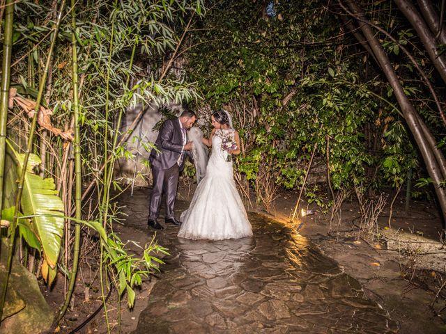 La boda de Dina y Aaron en La Linea De La Concepcion, Cádiz 34