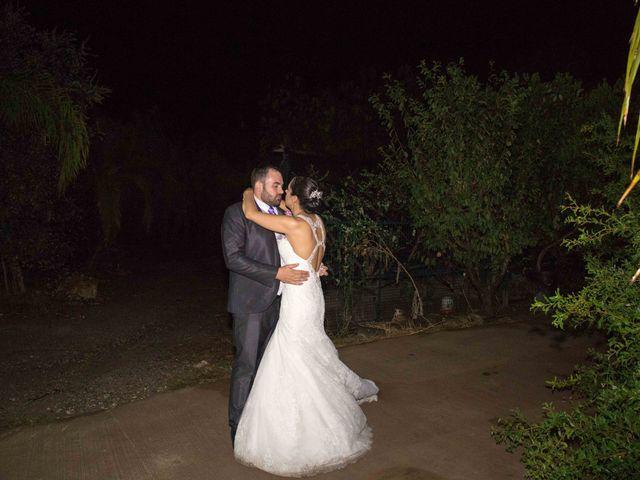 La boda de Dina y Aaron en La Linea De La Concepcion, Cádiz 35